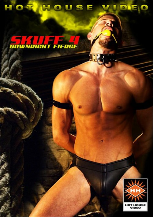 Skuff 4 Downright Fierce Cover Front