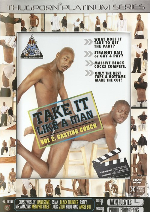 Take It Like a Man Vol. 2: Casting Couch Boxcover