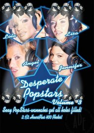 Desperate Popstars Vol. 3 Porn Video