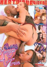 Ebony Menage A Trois