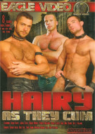 Hairy As They Cum Boxcover