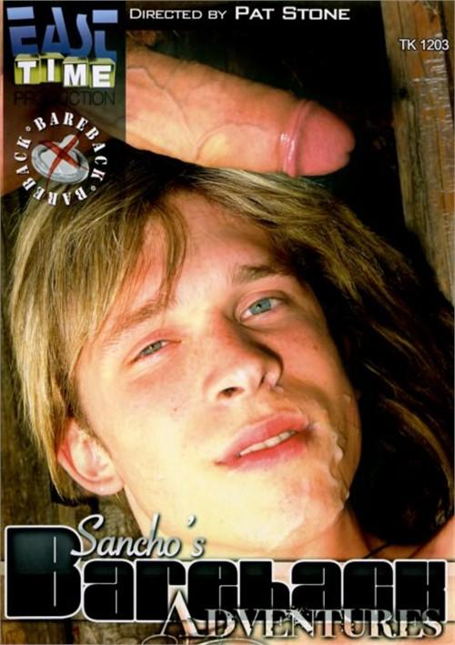 Sancho's Bareback Adventures Boxcover