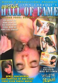Amateur Hall Of Fame Vol. 4: Drunna's First Porno Porn Video