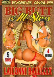 Big Butt All Stars: Lailonni Ballixxx Porn Video