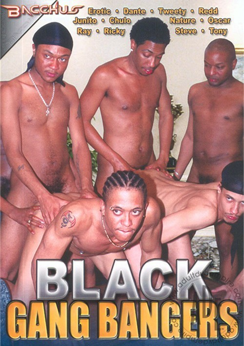 Black Gang Bangers Boxcover