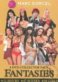 Fantasies 4-Pack