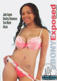 Ebony Exposed Porn Video