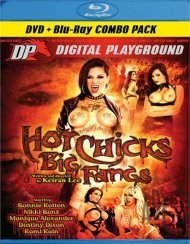 Hot Chicks Big Fangs (DVD + Blu-ray Combo)