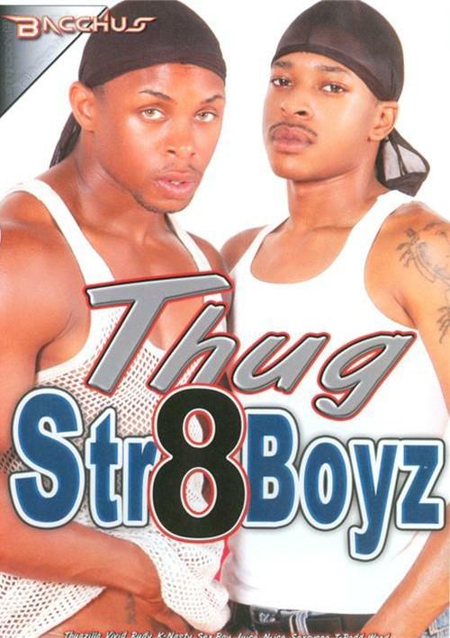 Thug Str8 Boyz Boxcover