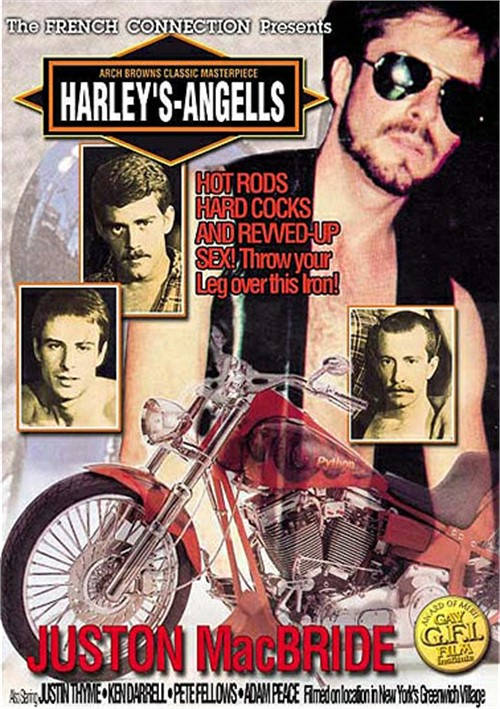 Harley's Angels Boxcover