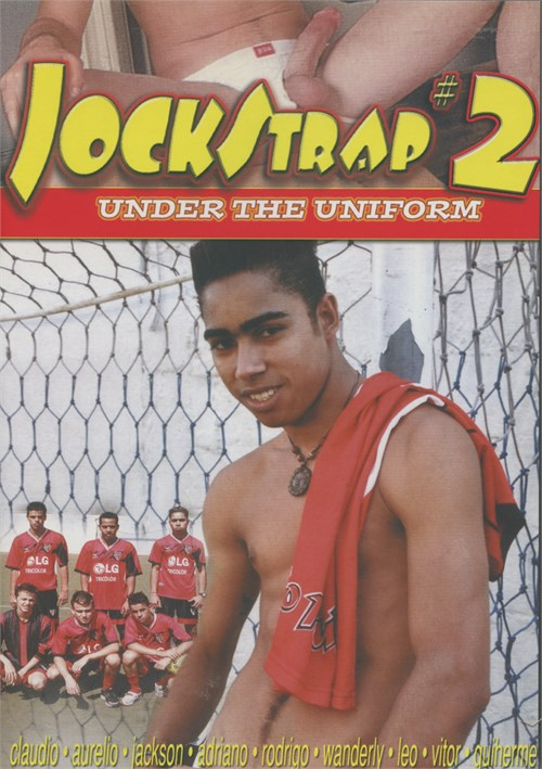 Jockstrap 2: Under the Uniform Boxcover