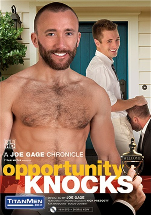 Opportunity Knocks (Titan) Cover Front