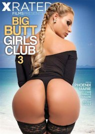 Big Butt Girls Club 3