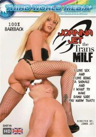 Joanna Jet The Trans Milf Porn Movie