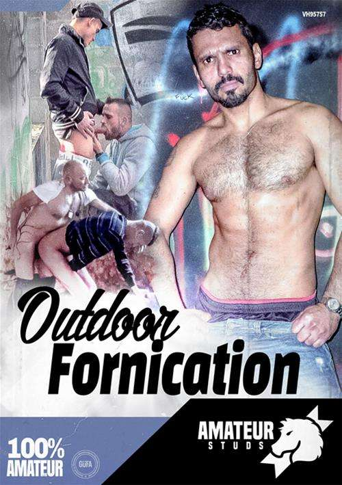 Outdoor Fornication Boxcover
