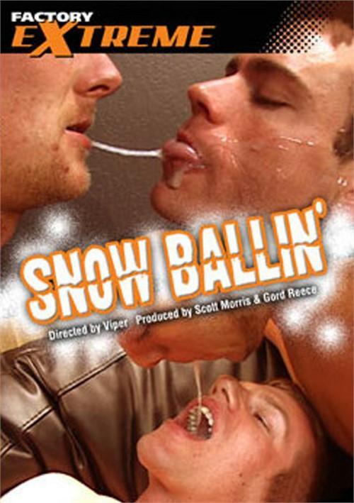 Snow Ballin' Boxcover