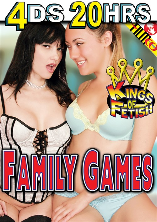 Family Games (4-Pack)