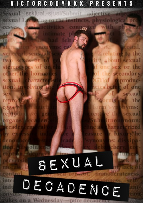 Sexual Decadence Boxcover