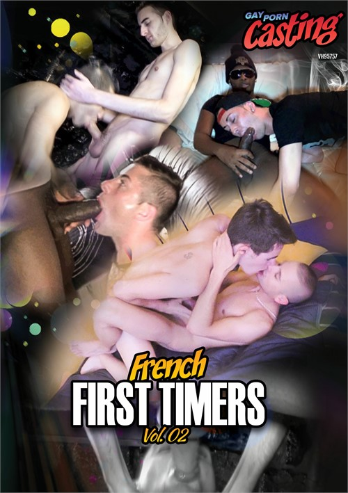 French First Timers Vol. 2 Boxcover