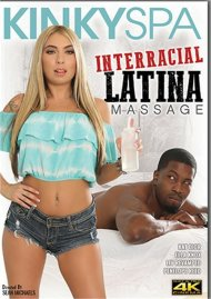 Interracial Latina Massage Porn Video