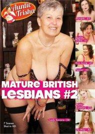 Mature British Lesbians #2 Porn Movie