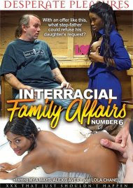 Interracial Family Affairs No. 6 Porn Video