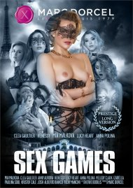 Sex Games 4K UHD porn movie from Marc Dorcel.