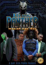 Blak Panther: Wakan Dat Ass Porn Video