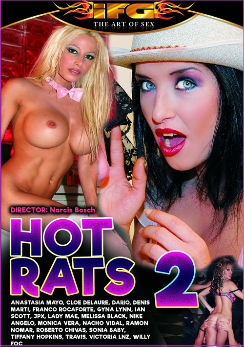 Hot Rats 2 Boxcover