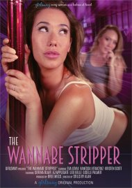The Wannabe Stripper porn DVD from Girlsway.