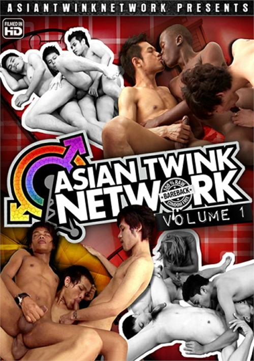 Asian Twink Network Vol. 1 Boxcover