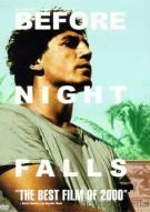Before Night Falls Gay Cinema Movie