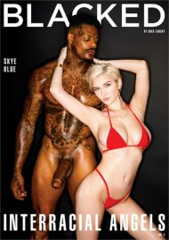 Interracial Angels Vol. 3 porn DVD from Blacked.