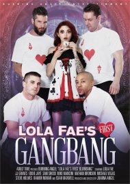 Lola Fae's First Gangbang Porn Video