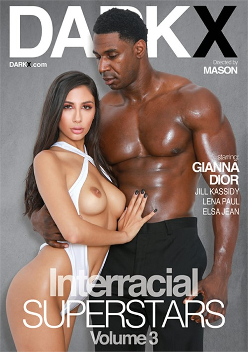 Interracial Superstars Vol. 3
