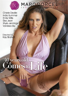 40 Years Old, Comes to Life Porn Video