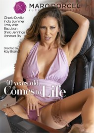 40 Years Old, Come to Life Porn Movie