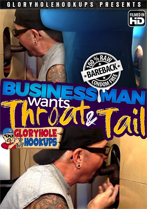 Business Man Wants Throat and Tail Boxcover