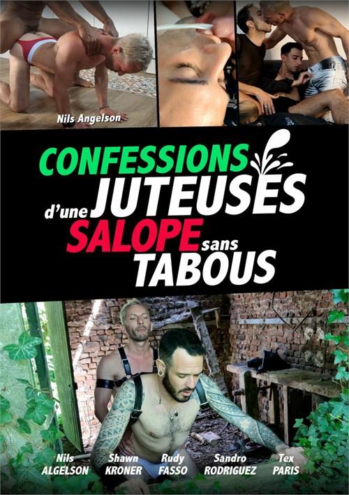 Confessions d'un Juteuses Salope sans Tabous Boxcover