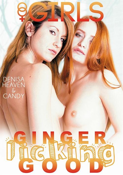 Ginger Licking Good