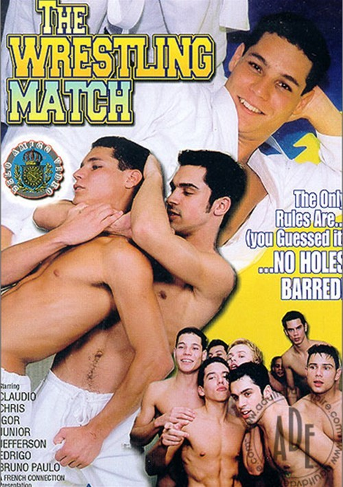 Wrestling Match, The Boxcover