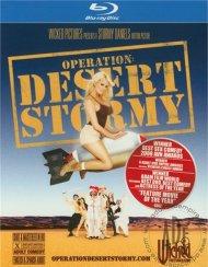 Operation: Desert Stormy Blu-ray Porn Movie