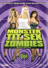 Monster Tit Sex Zombies Boxcover
