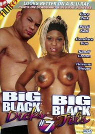 Big Black Dicks Big Black Tits #7