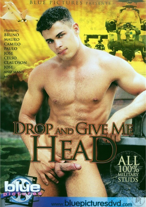Drop And Give Me Head Boxcover