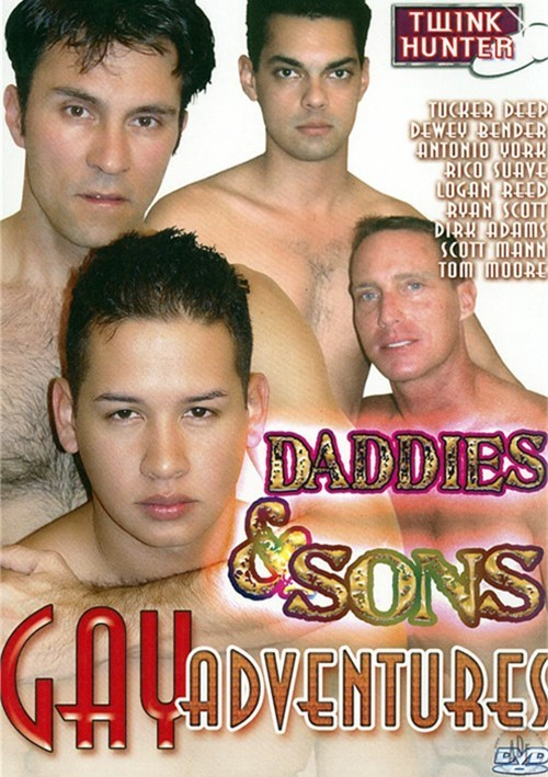 Daddies & Sons Gay Adventures  Boxcover