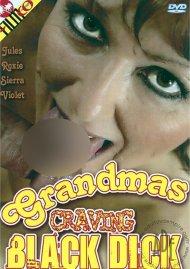 Grandmas Craving Black Dick image
