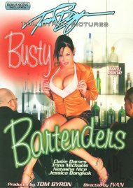 Busty Bartenders Porn Video