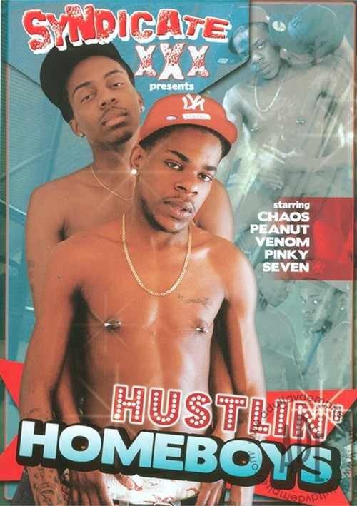 Hustlin' Homeboys Boxcover