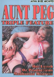 Aunt Peg Triple Feature image